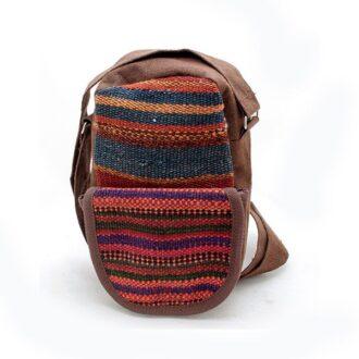 BG-K13_ Men's Shoulder Bag - Kilim design_1 kom