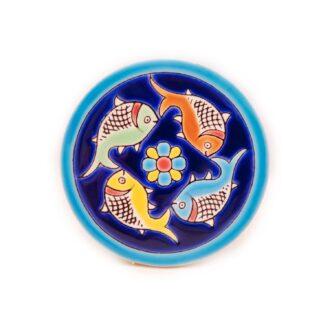 CT-35-5 Ceramic tile - Round 8 kom-05