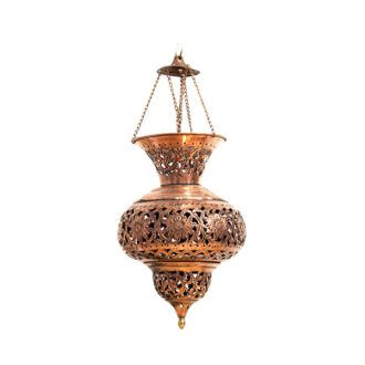 L-C11_Persian Lantern Copper - Hanging Oil Lamp_1 kom